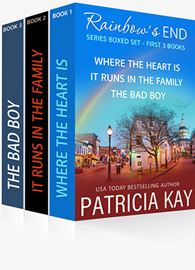 Rainbow's End Boxed Set